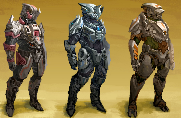 What class will you play in the beta destiny the show